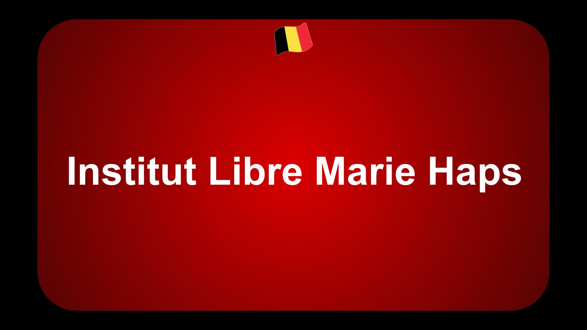 Institut Libre Marie Haps