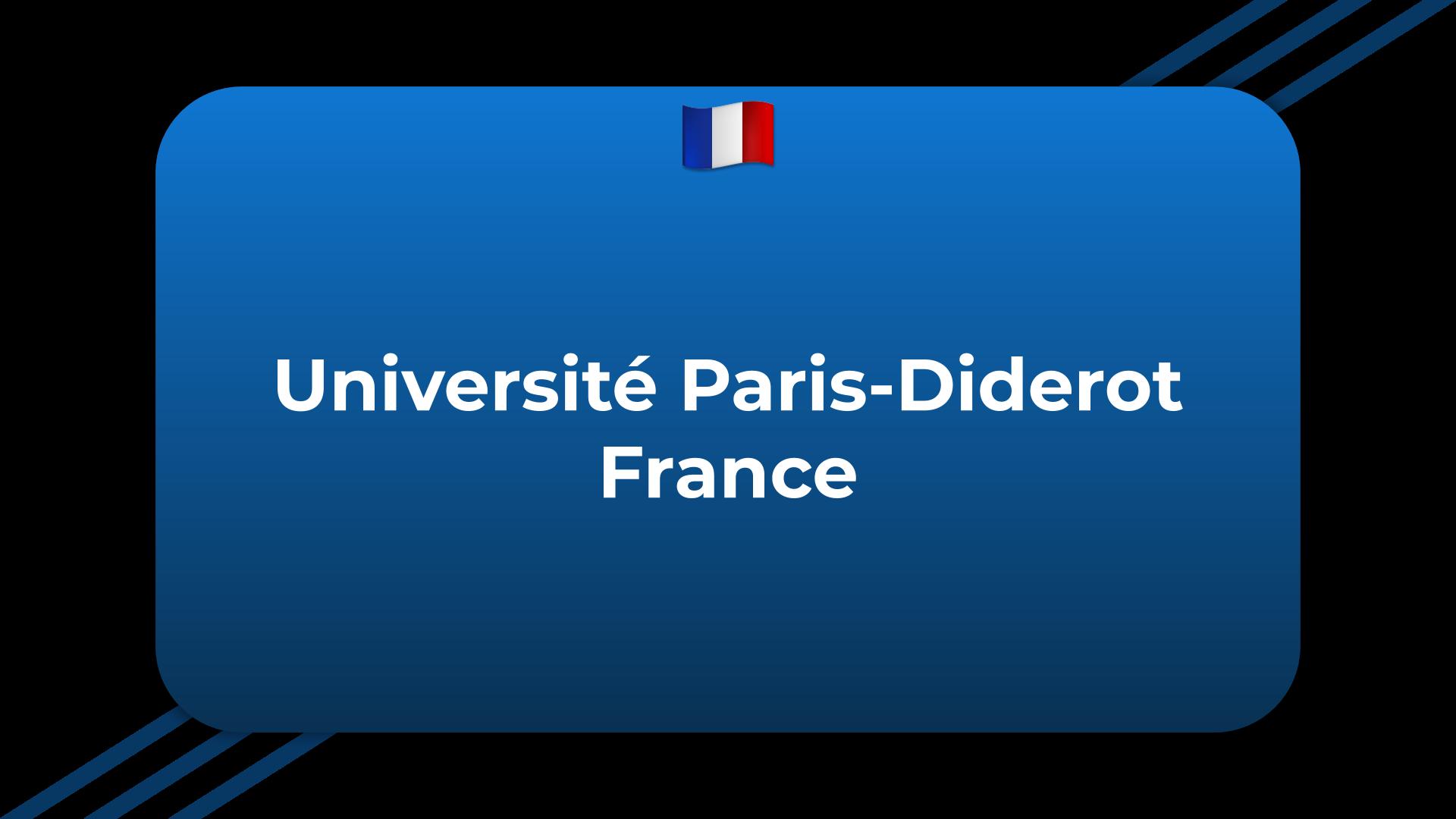 Université Paris-Diderot