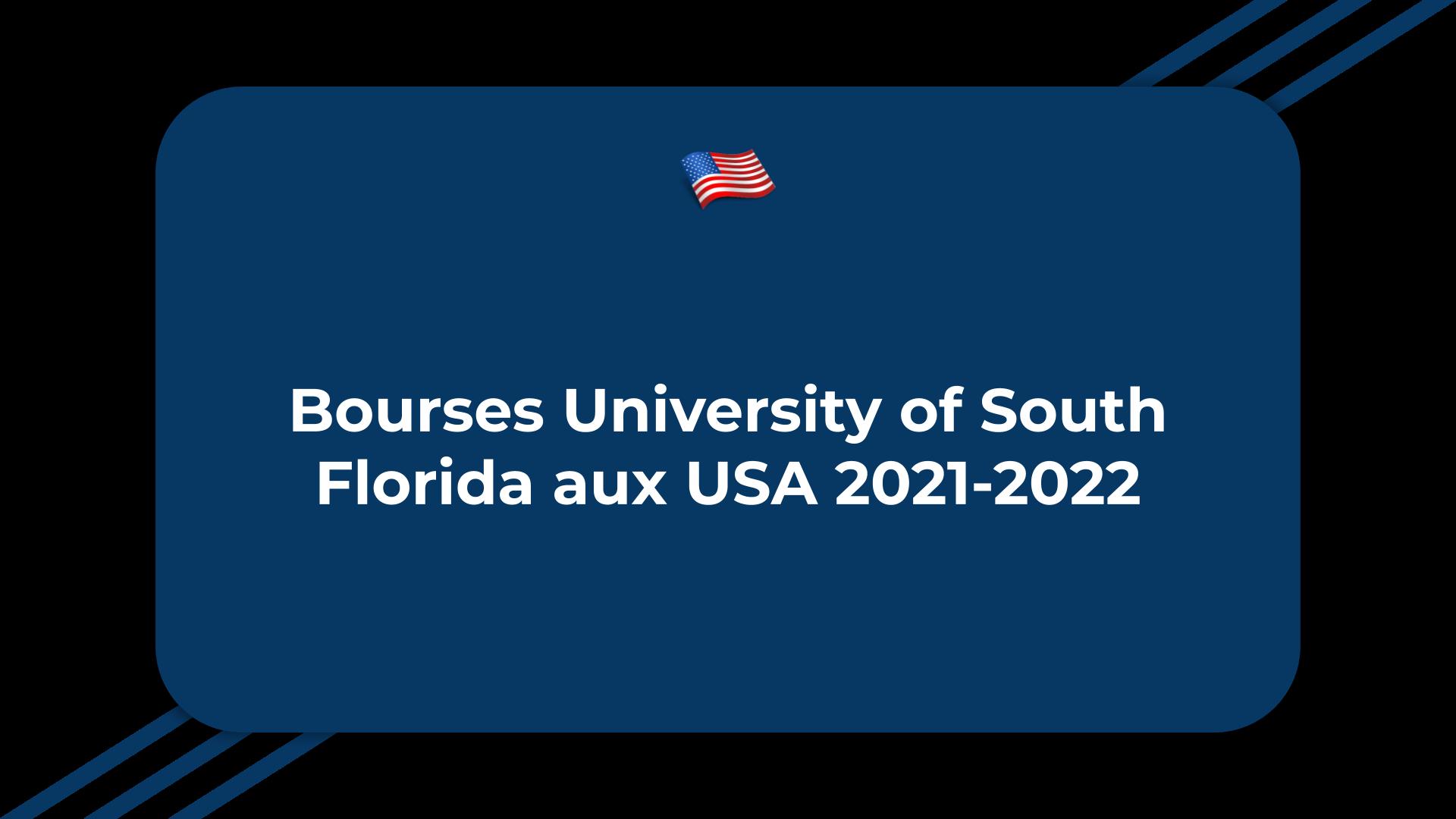 Bourses University of South Florida